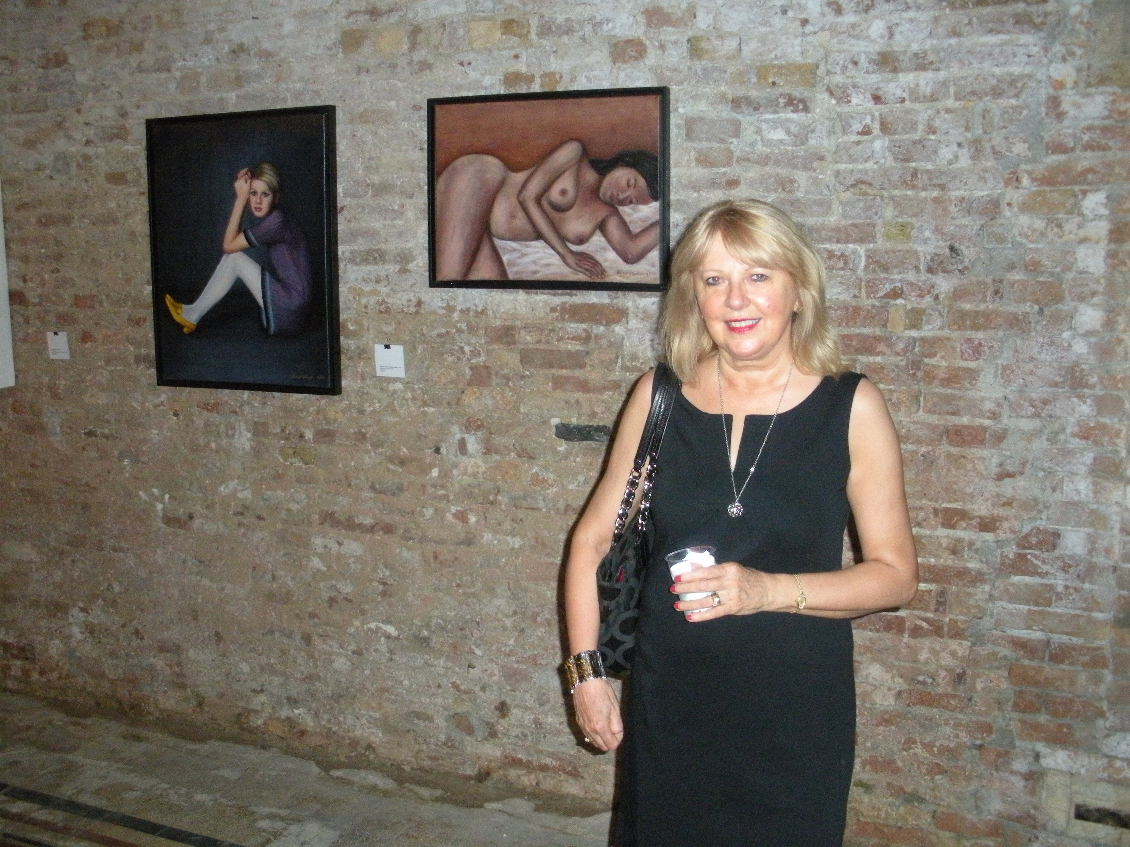 My Paintings at Self Show